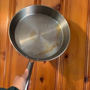 Other - Stainless steel frying pan
